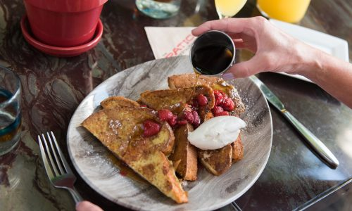Grand Marnier French Toast